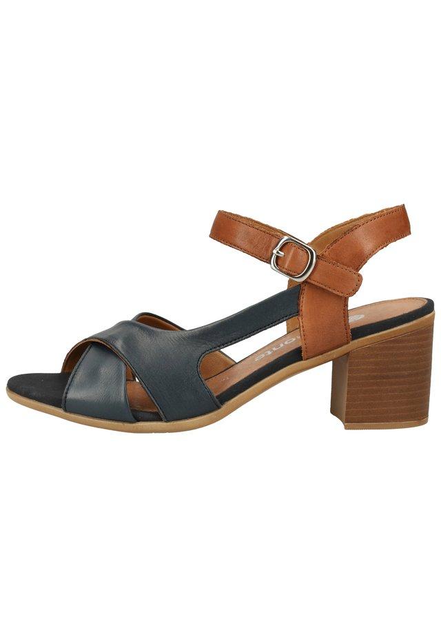 REMONTE SANDALEN - Sandals - blue