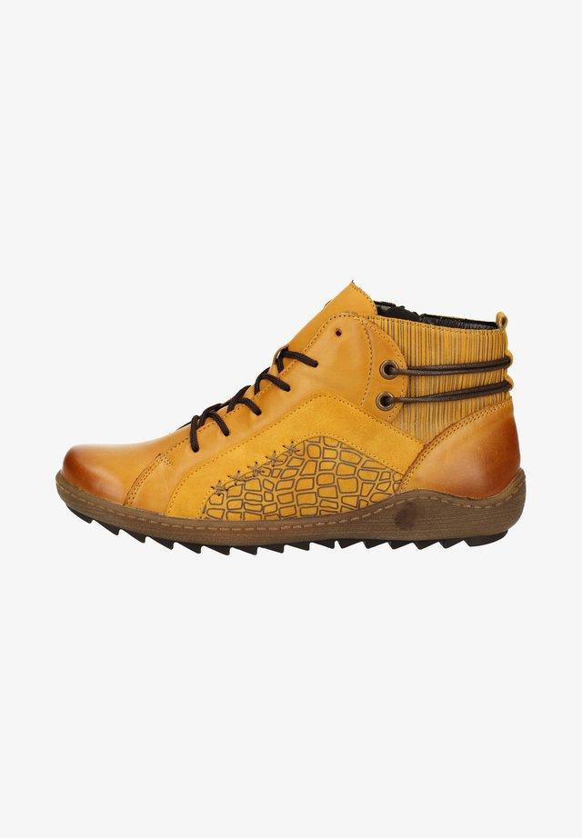 Sneaker low - honig/honig/bronze/bronze / 68