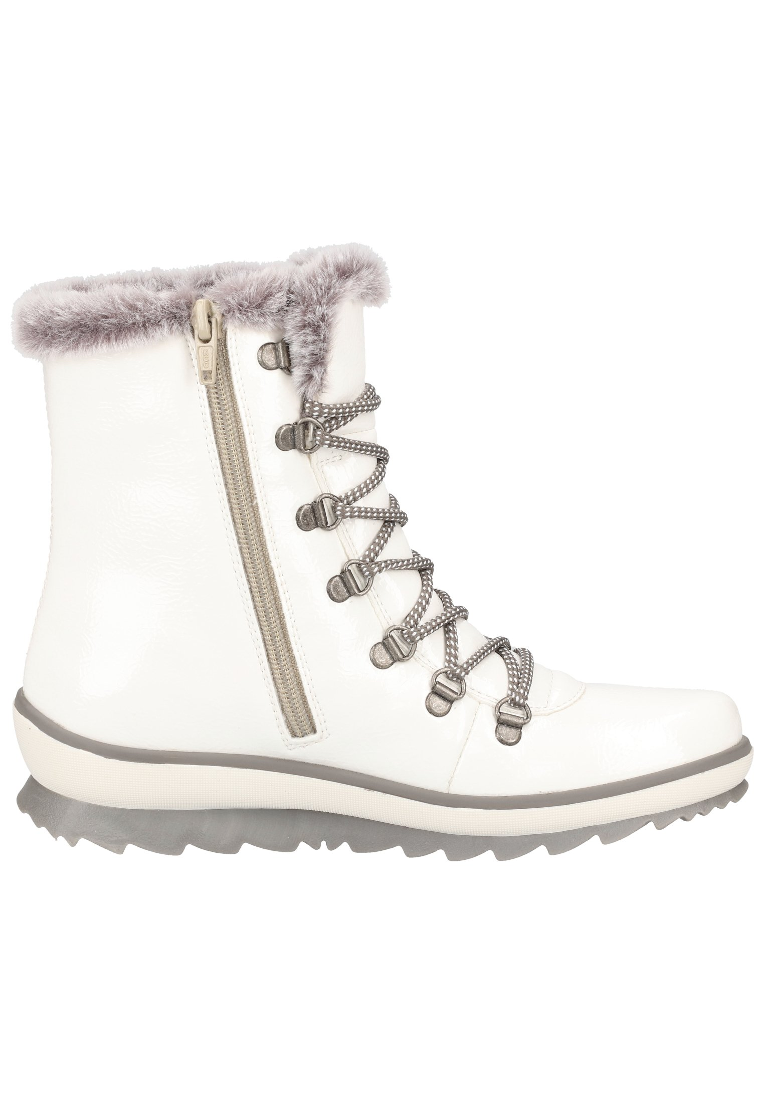 Remonte Snowboot/Winterstiefel white/mouse