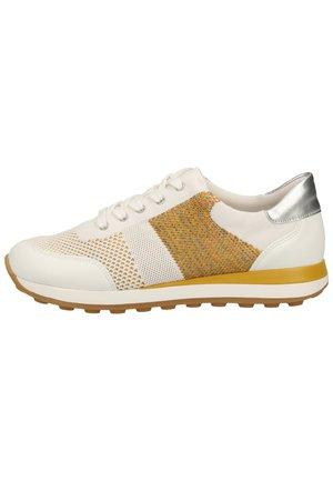REMONTE SNEAKER - Sneaker low - weiss/weiss-multi/silver / 81