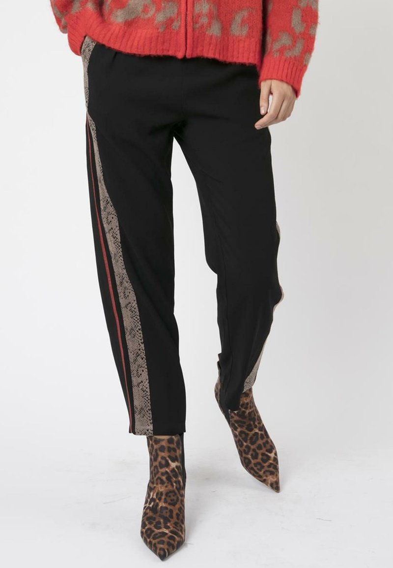 Religion - RELATIVITY  - Trousers - taupe