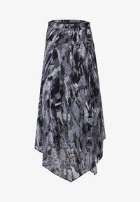 Religion - TITAN MIDI SKIRT - Maxi skirt - black - 4
