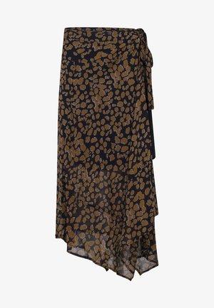 Długa spódnica - brown