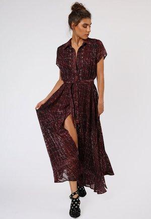INGLORIOUS - Maxi dress - bordeaux