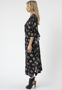 Religion - SOLAR KAFTAN - Maxi dress - black - 3
