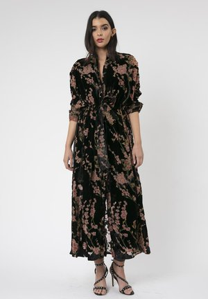 MOON  - Maxi dress - black