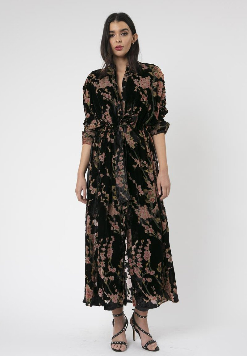 Religion - MOON  - Maxi dress - black