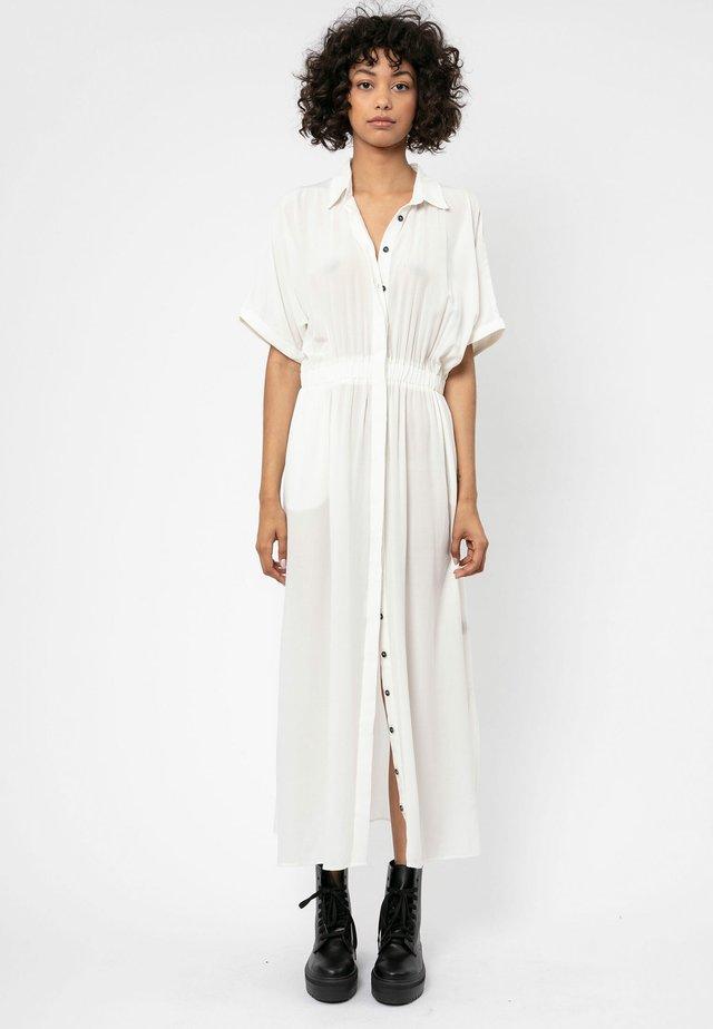 METIS  - Shirt dress - winter white