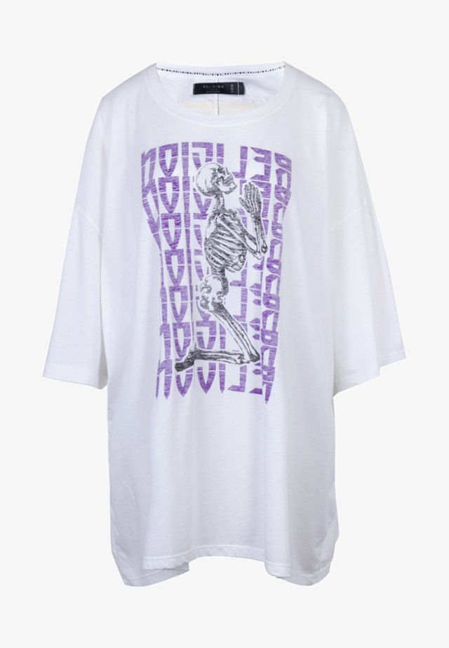 RIPPER TEE - Long sleeved top - purple