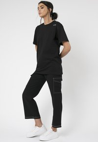 Religion - PLAIN TEE - Print T-shirt - black - 1