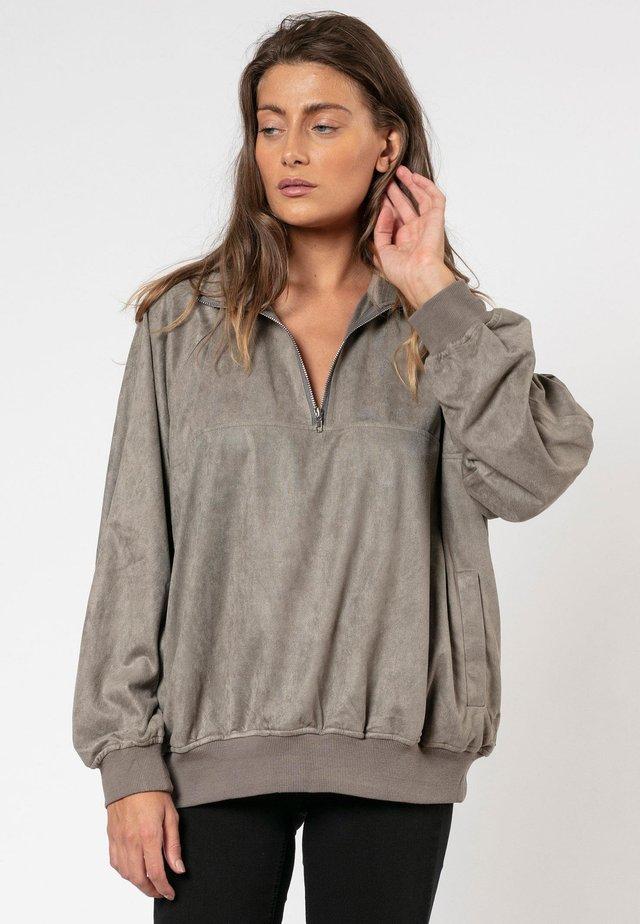 ETHOS - Jumper - paloma grey
