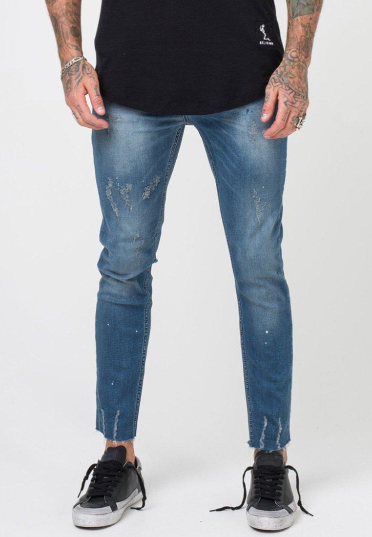Religion - BERLIN  - Slim fit jeans - blue