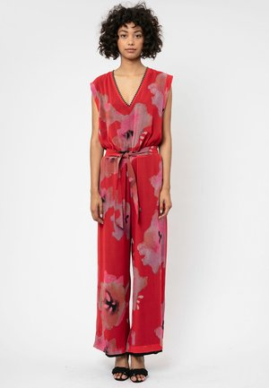 GLORY  - Jumpsuit - red