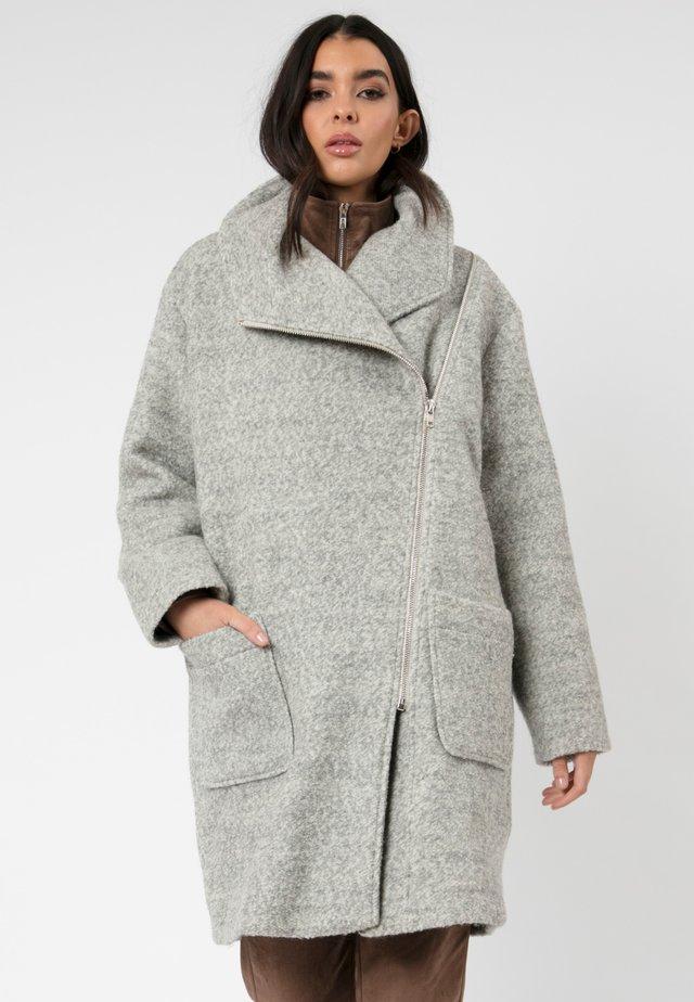 UNIVERSE  - Classic coat - grey