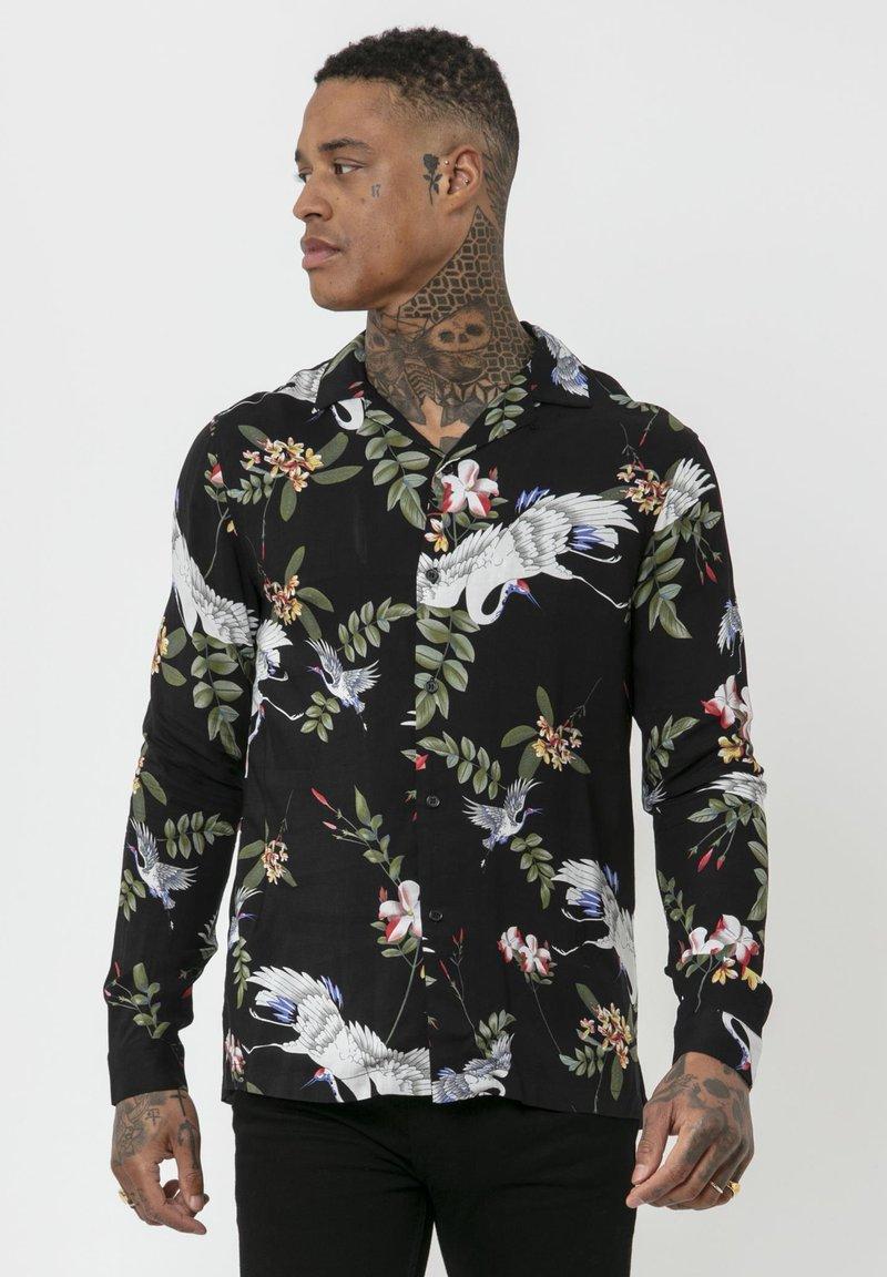 Religion - CRANE - Shirt - black/multi
