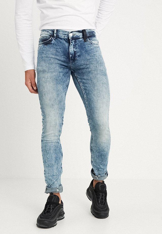 SKINNER - Jeans Skinny Fit - blue