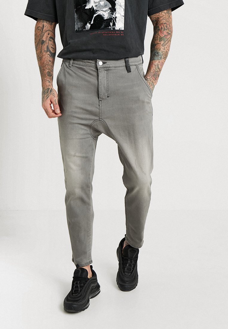 Religion - Jeans Tapered Fit - grey