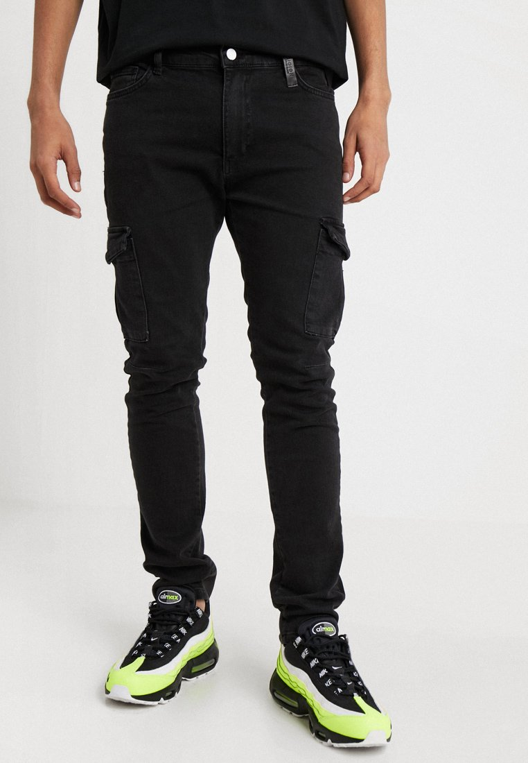 Religion - Jeans Tapered Fit - icon grey