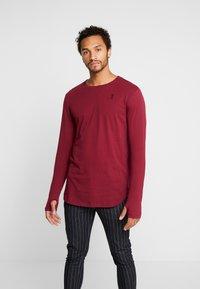 Religion - ACE LONGLINE  - Långärmad tröja - burgundy - 0