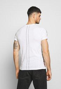 Religion - HERO TEE - Print T-shirt - white - 2