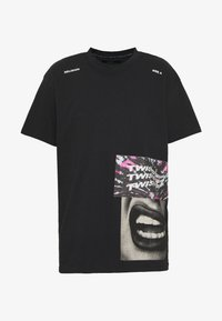 Religion - TWISTED TEE - T-shirt med print - black - 5