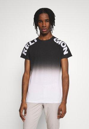 SUBMERGE  - Print T-shirt - black/pink
