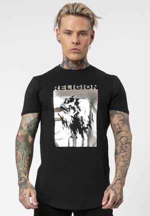 THRILLER  - T-shirt print - black