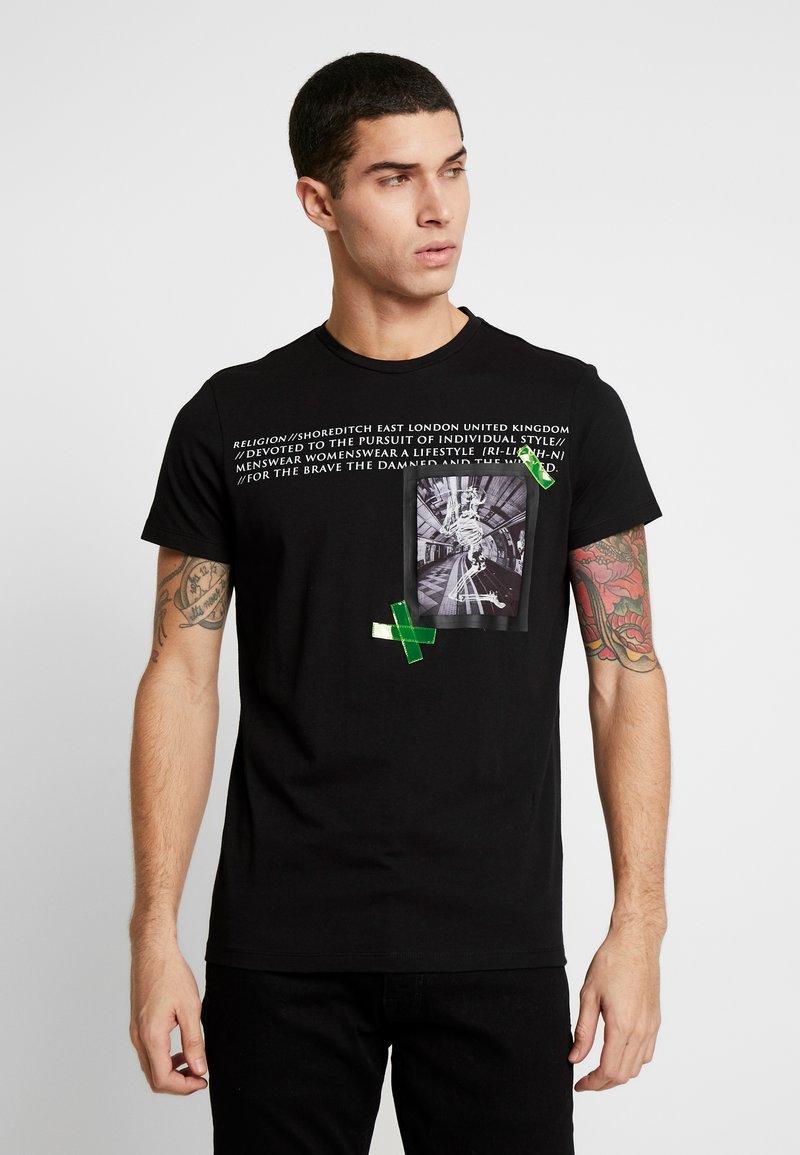Religion - CORRECTION - T-shirts med print - black