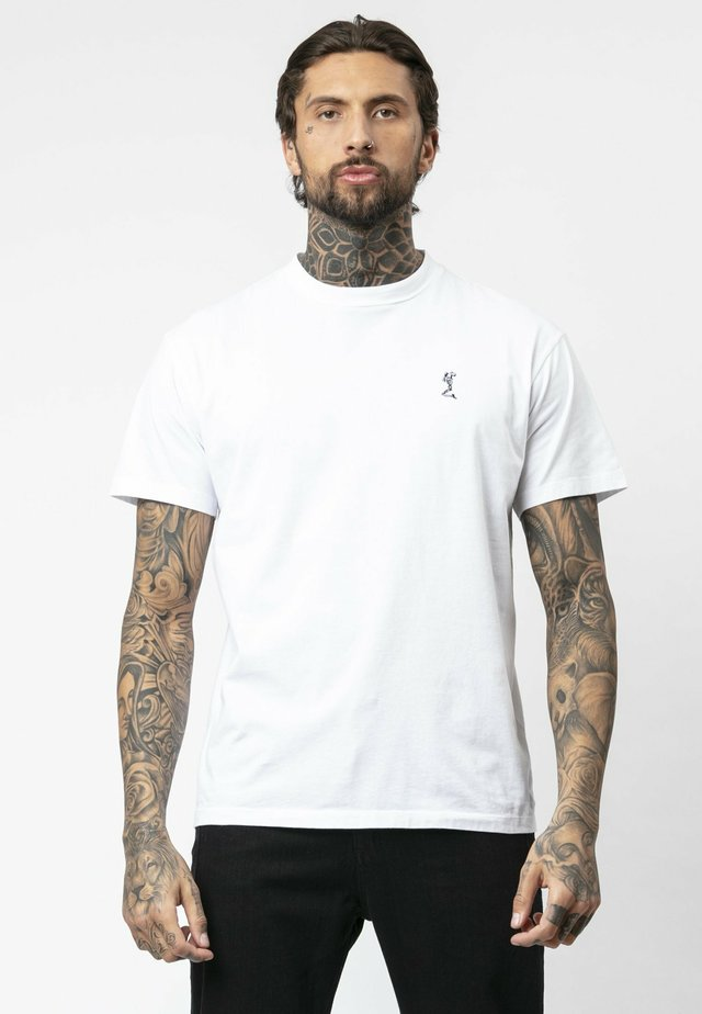 BOX  - T-shirt basic - white