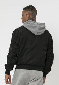 Religion - CLASH  - Zip-up hoodie - black/grey - 2