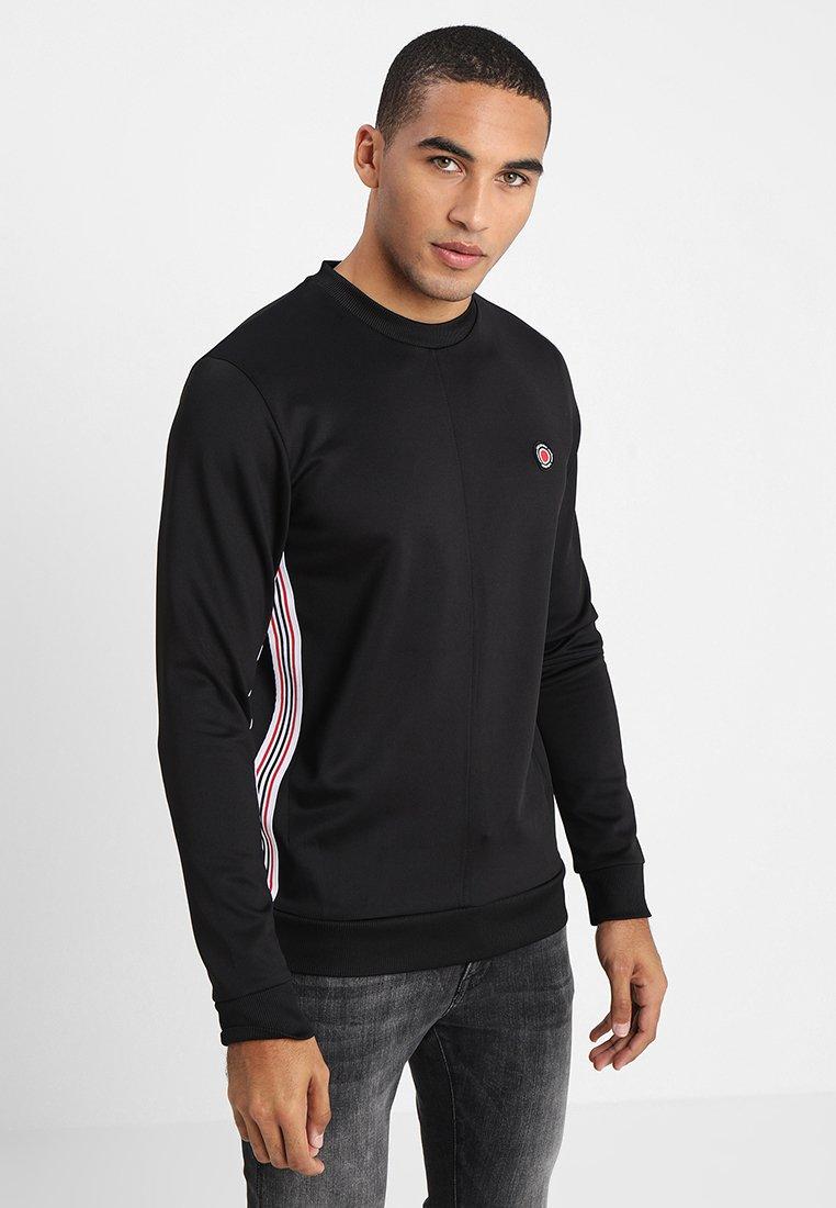 Religion - CRASH CREW - Sweatshirt - black/red