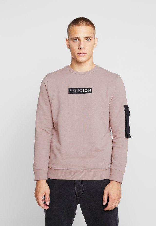 CADET - Sweatshirt - quartz