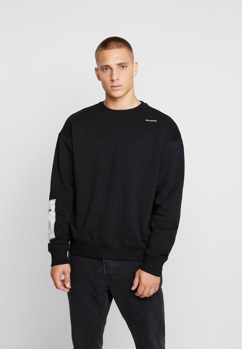 Religion - PLAIN CREW - Sweatshirt - black