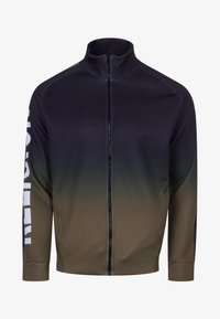 Religion - GRADIENT TRACK ZIP - Training jacket - black/khaki - 0