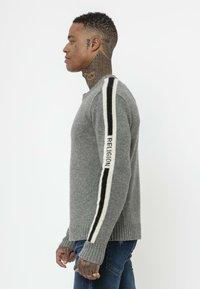 Religion - Jumper - grey/black - 3