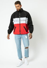 Religion - SIREN - Outdoor jacket - red/black - 1