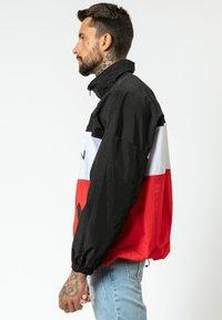 Religion - SIREN - Outdoor jacket - red/black - 3