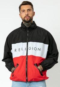 Religion - SIREN - Outdoor jacket - red/black - 0