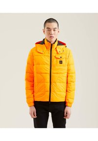 Refrigiwear - BENSON  - Giacca invernale - arancio fluo - 1