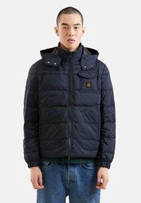 Refrigiwear - BENSON  - Giacca invernale - dark blue - 0