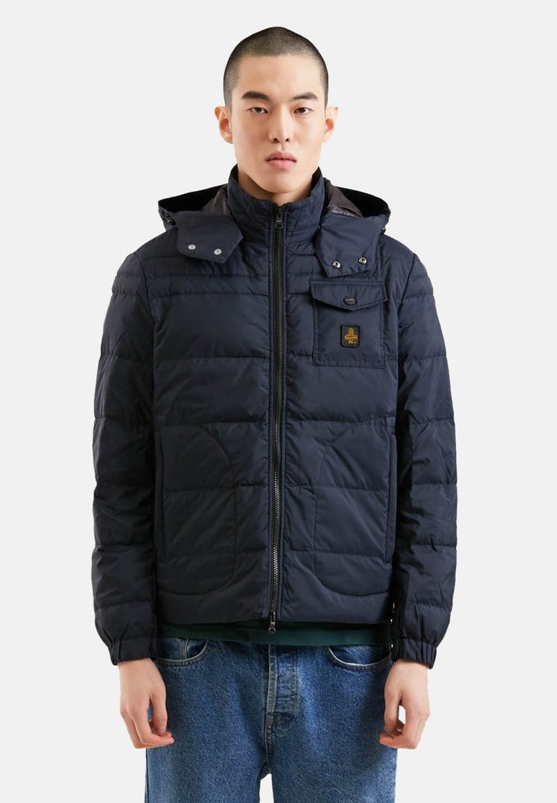 Refrigiwear - BENSON  - Giacca invernale - dark blue