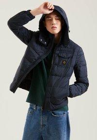 Refrigiwear - BENSON  - Giacca invernale - dark blue - 2