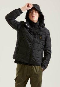 Refrigiwear - BENSON  - Giacca invernale - black - 0
