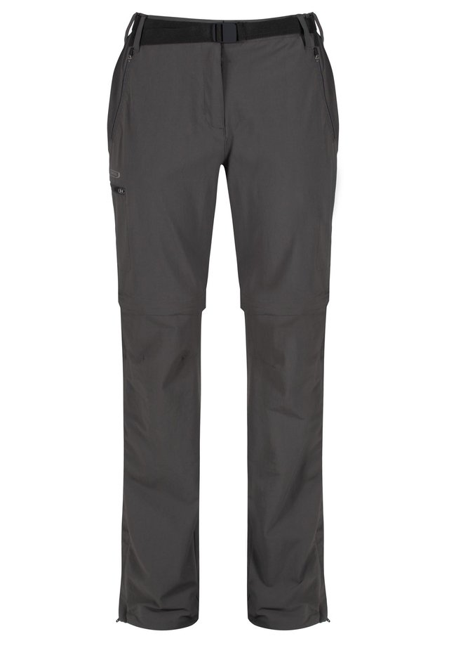 Trousers - seal grey