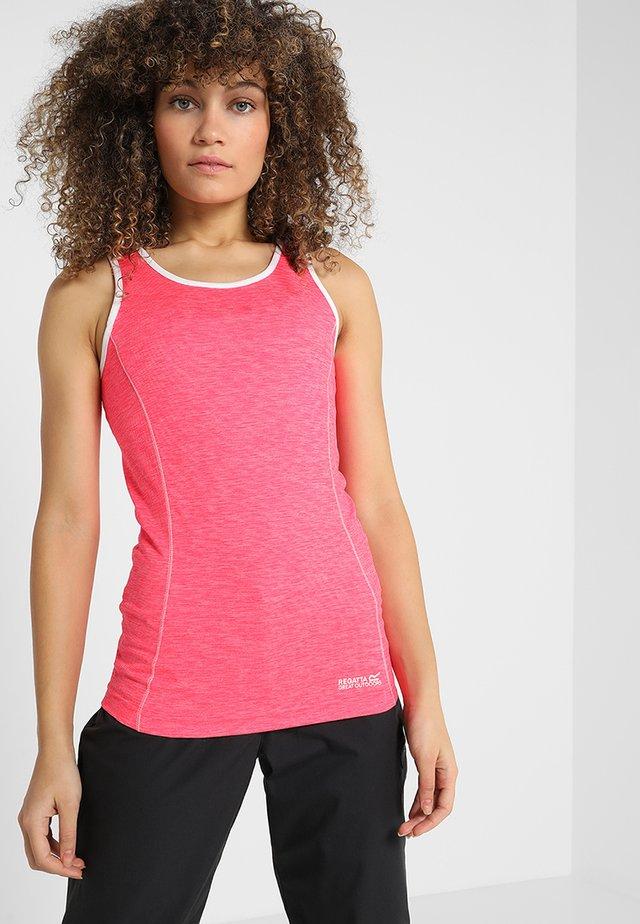 VASHTI  - Sports shirt - neon pink