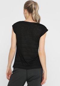 Regatta - LIMONITE - T-shirts print - black - 2