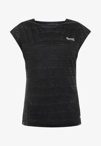 Regatta - LIMONITE - T-shirts print - black - 4