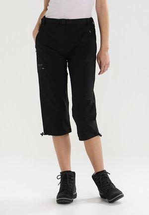XERT - Outdoor shorts - black