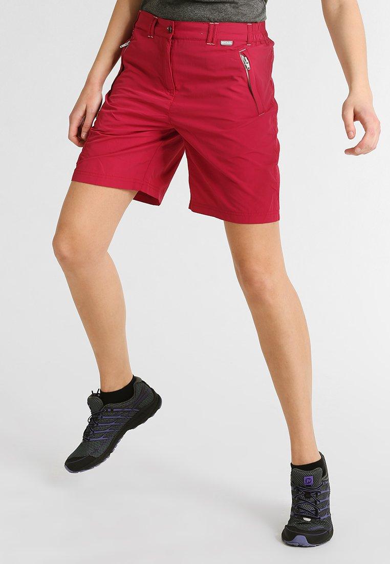 Regatta - CHASKA SHORT - kurze Sporthose - dark cerise