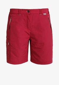 Regatta - CHASKA SHORT - Pantaloncini sportivi - dark cerise - 5